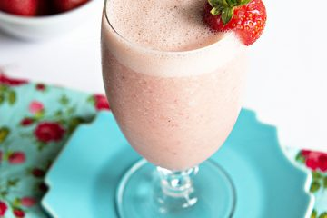 Balsamic-Berry-Smoothie