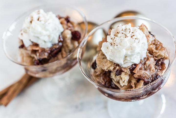 Hamilton Beach® Slow Cooker äppelcobbler med tranbär