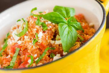 party-crock-couscouse-tomato-feta