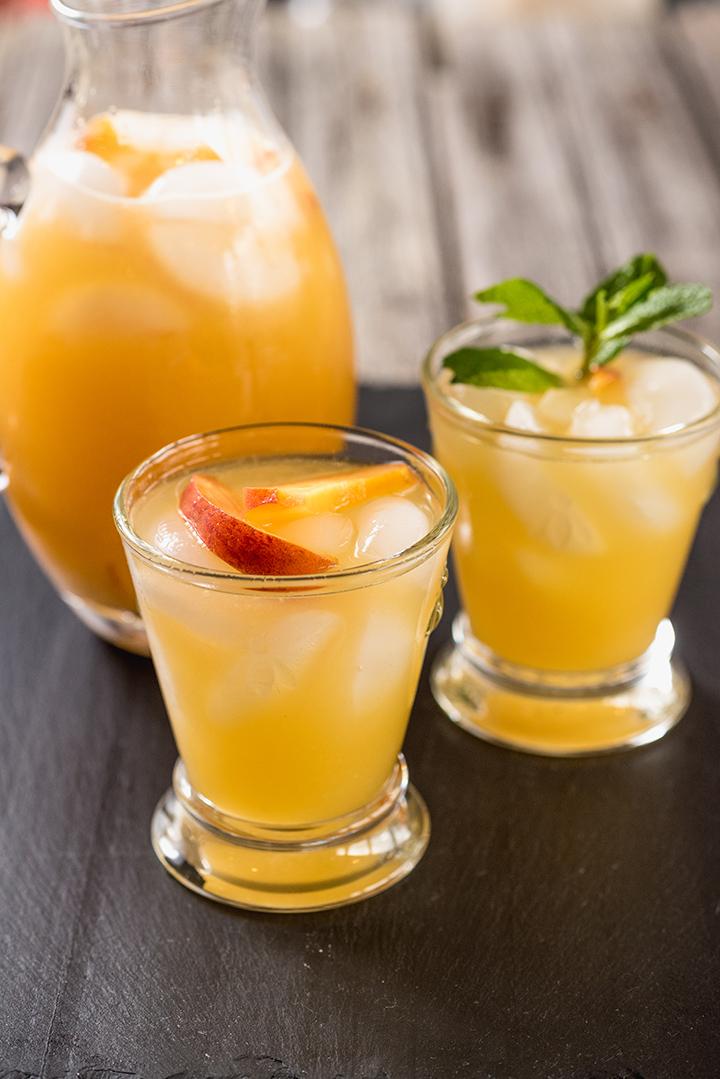Läskande Alkoholfri Sangria
