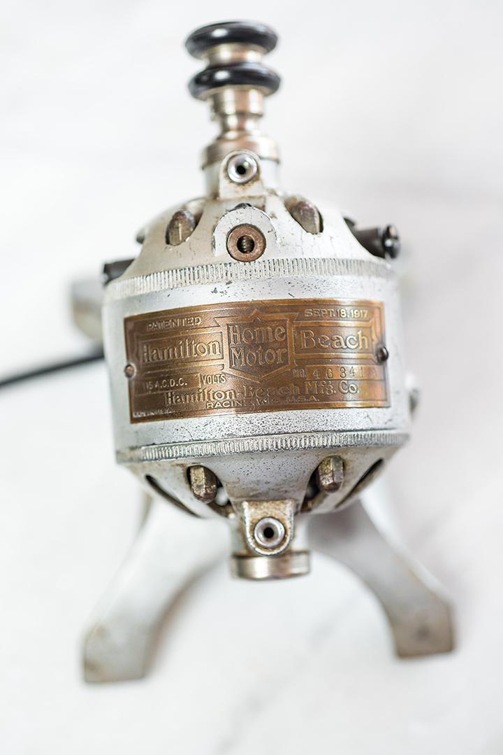 Vår revolutionerande elmotor firar 100 år!