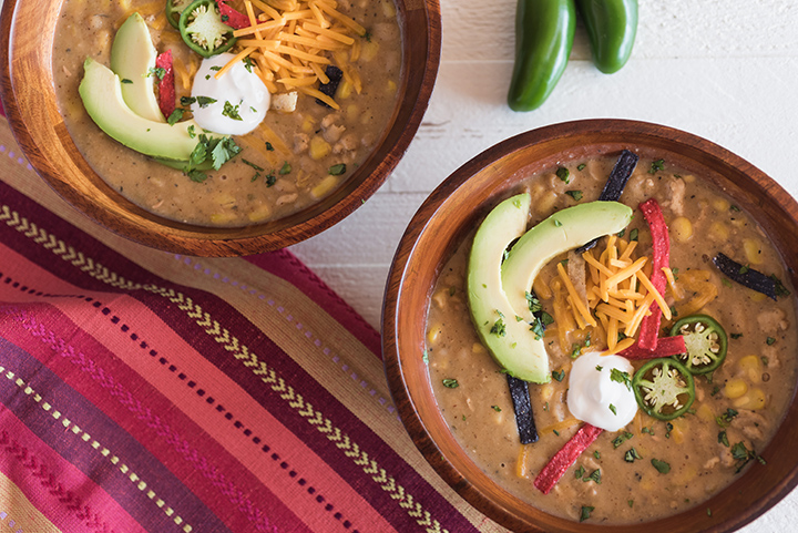 Slow Cooker Chiligryta