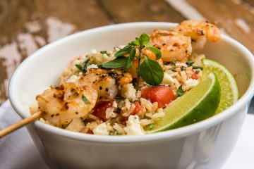 grilled-shrimp-herbed-feta-cheese-brown-basmati-rice-4