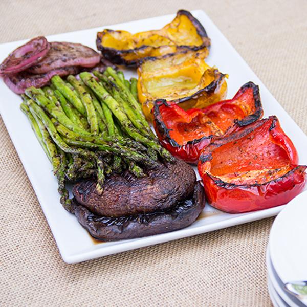 Grillade & Marinerade Grönsaker