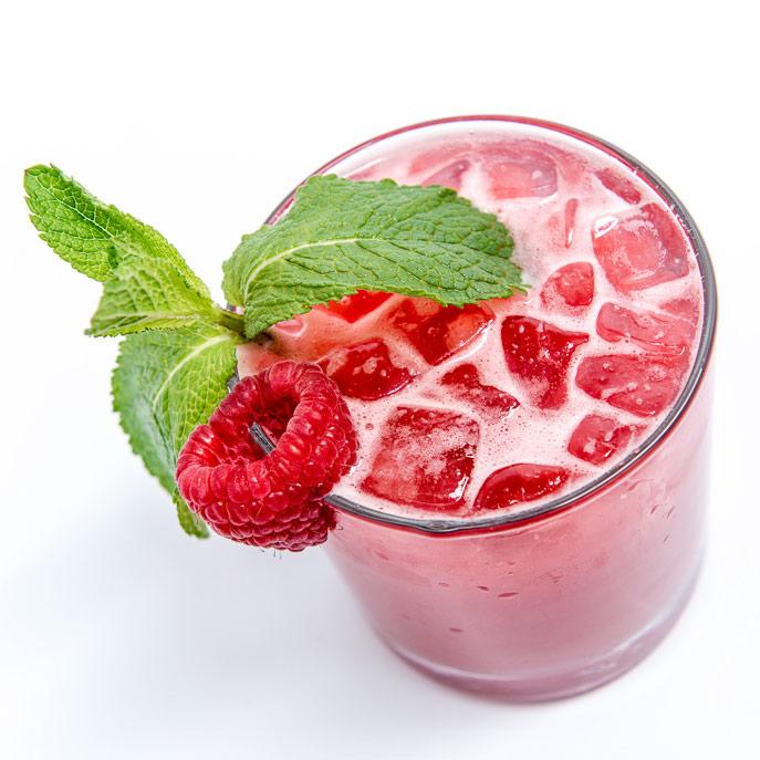 Sommarjuice som är nyttig & enkel