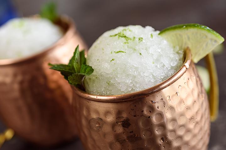 Snow Cone Lime & Ingefära