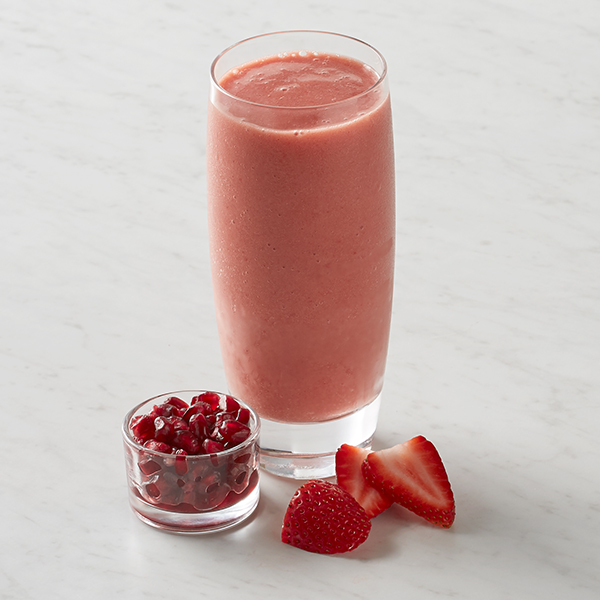 Smoothie med Granatäpple