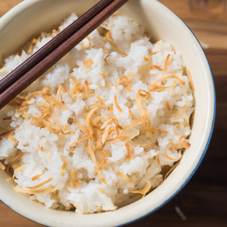 Tryckkokare Ris med Kokos